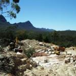 Dimension Stone Quarry Victoria