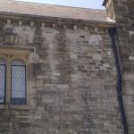 Heritage Restoration Using Sandstone